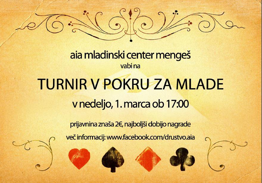Poker turniri v sofia